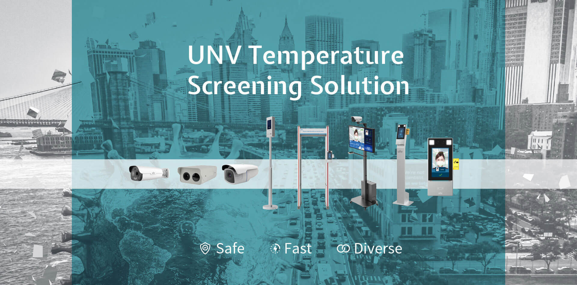 UNV Temperature Screening Solution