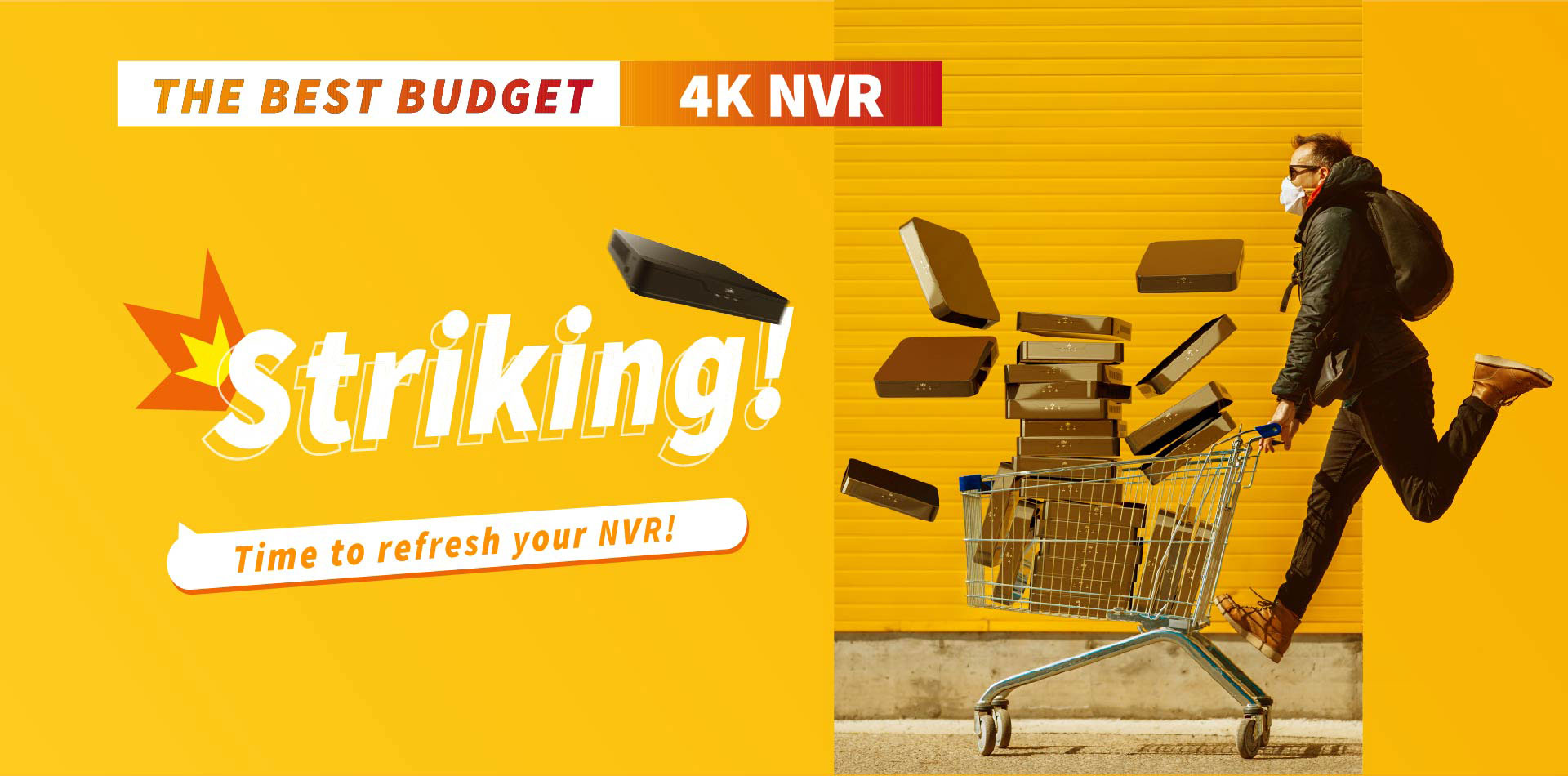 The Best Budget: 4K NVR